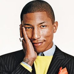 Pharrell Finally Put A Ring On It