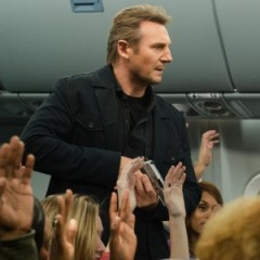 First Trailer for Non-Stop Starring Liam Neeson