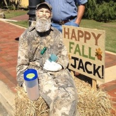 'Duck Dynasty' Scarecrow Thief Found
