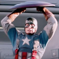 Marvel Releases New 'Captain America 2' Footage