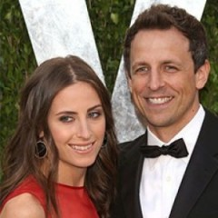Seth Meyers & Alexi Ashe Wed In Martha's Vineyard