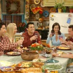 Ranking The Best Thanksgiving Episodes Of 'Friends'