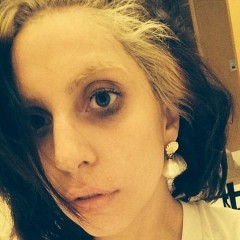 Lady Gaga's Drastic Hair Change