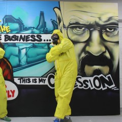 Awesome 'Breaking Bad' Mural Appears In London