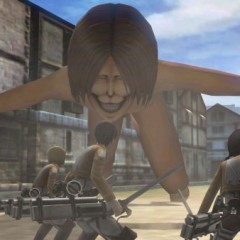 'Attack on Titan' 3DS Gameplay