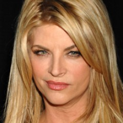 Kirstie Alley Then & Now
