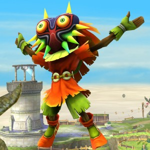 Skull Kid Will Appear in New 'Smash Bros' Games