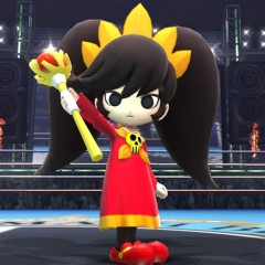 WarioWare's Ashley Will Appear in 'Super Smash Bros'