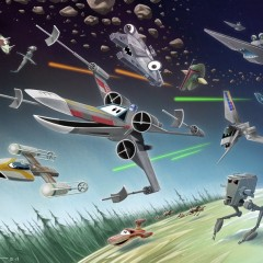 Pixar Making a 'Star Wars' Movie?