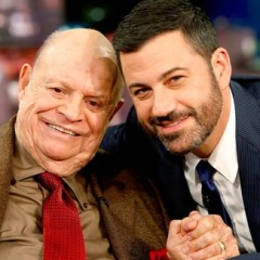 Jimmy Kimmel Breaks Down During Don Rickles Tribute