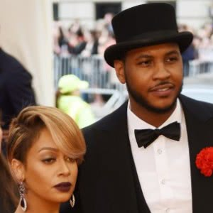 the real reason la la is divorcing carmelo anthony