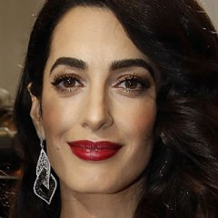 Amal Clooney's Stunning Pregnancy Style Makes Us All Jealous