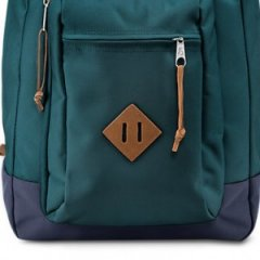This Is Why There's A Little Diamond Patch On Some Backpacks