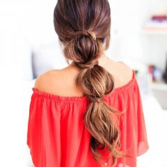 9 Not-Boring Ponytail Ideas for Every Length