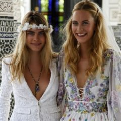 9 Celebs Who Wore Non-Traditional Wedding Dresses