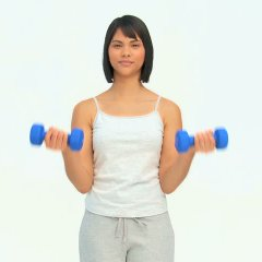 This Is the Correct Way to Do a Bicep Curl