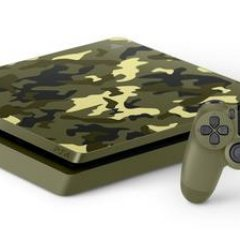 'Call of Duty WW2' PS4 Console Bundle Announced