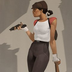 'Team Fortress 2' Female Character Concept Designs Revealed