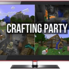 Minecraft Gains Split-Screen Co-Op Capability