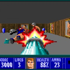 Bethesda Releases Wolfenstein 3D Free in Your Browser