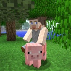 When Pigs Fly In Minecraft