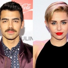 Joe Jonas Pulls A Miley Cyrus