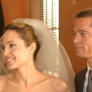 Angelina Jolie's Wedding Dress Was One-Of-A-Kind