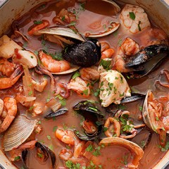 An Authentic Italian Seafood Stew Recipe