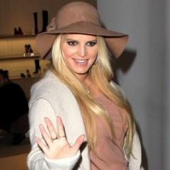 Jessica Simpson Says She's Losing Weight For Herself Not Money