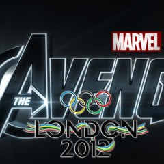 The Avengers Assemble for London 2012 Olympics