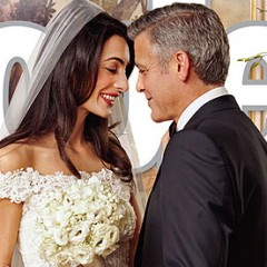 Exclusive Photos From George Clooney's Wedding