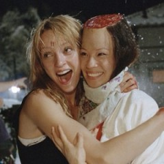 Incredible Behind-the-Scenes 'Kill Bill' Pics