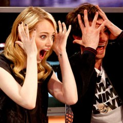 Emma Stone Wants to Die in 'Amazing Spider-Man 2'