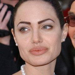 17 Photos of Angelina Jolie That Look Nothing Like Her