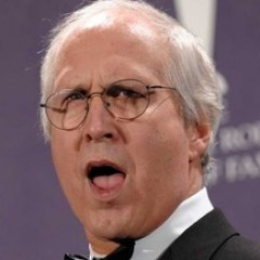 Chevy Chase's Colossal Gaffe on Community Set