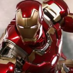 Iron Man's New Mark XLIII Suit From 'Avengers: Age of Ultron'