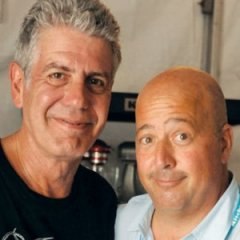 Andrew Zimmern Reveals Final Conversation With Anthony Bourdain