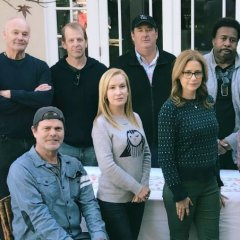 The Office Had An Epic Brunch Reunion