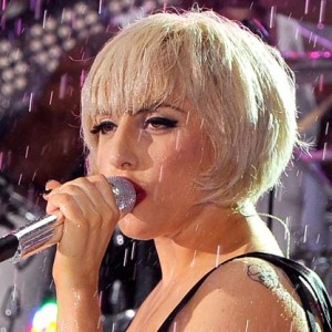 Lady Gaga Shares Pre-Fame Demo as Tribute to Sandy Victims