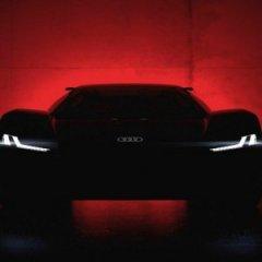 Is the Audi PB 18 E-Tron Concept a Preview of a R8 E-Tron?