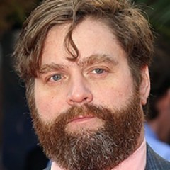 Zach Galifianakis Is Nearly Unrecognizable Now