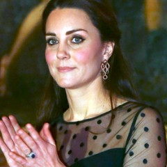 Kate Middleton Flaunts Her Baby Bump