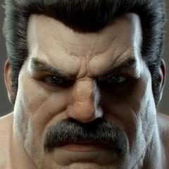 The 5 Greatest Mustaches In Gaming