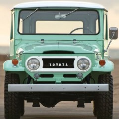 The Land Cruiser Car Everyone Wanted In The '60s