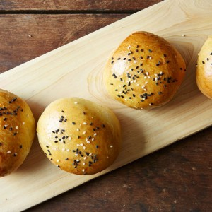 Irresistibly Soft And Sweet Red Bean Buns
