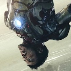 Tony Stark Hurtles Towards Earth in Latest 'Iron Man 3' Poster