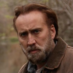 Check out Nicholas Cage as 'Joe'