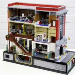 The Ghostbusters Lego Set Is Amazing