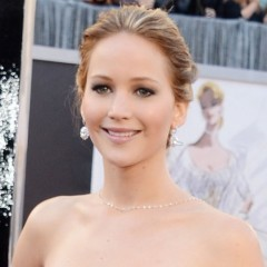 Jennifer Lawrence's Interview Crashed