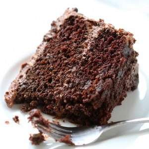 The Secret to the Perfect Chocolate Cake